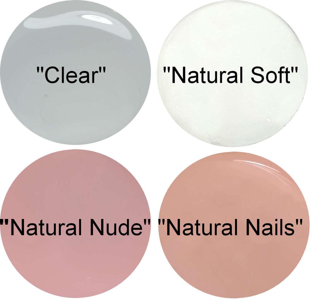 Test Set Acrylic Creamgel